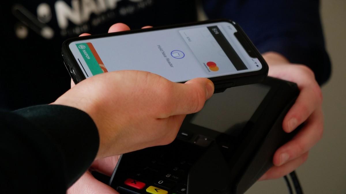 NFC platby jsou dnes čím dál oblíbenější